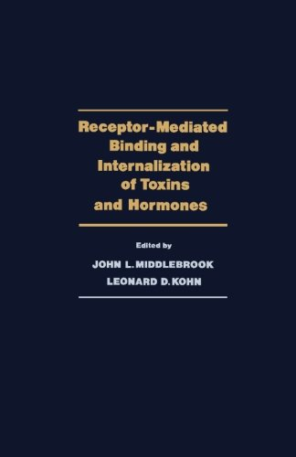 9780124122208: Receptor-Mediated Binding and Internalization of Toxins and Hormones