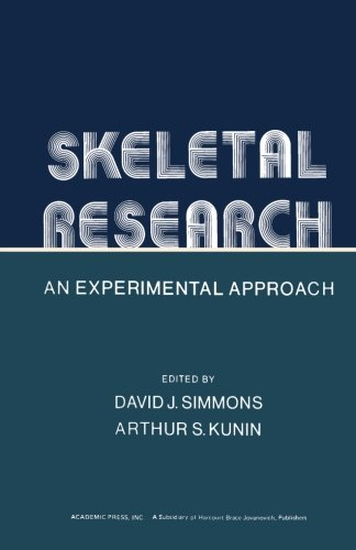 9780124122468: Skeletal Research: An Experimental Approach