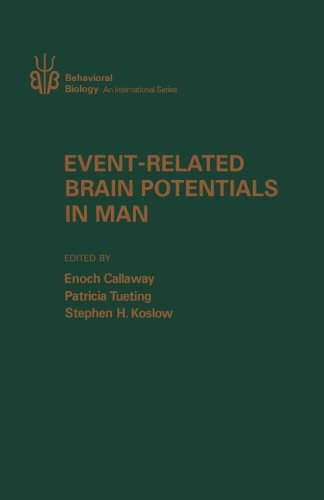 9780124122826: Event-Related Brain Potentials in Man