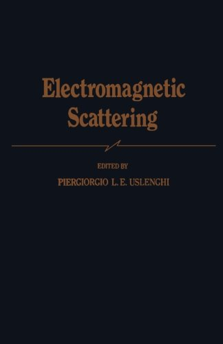 9780124123281: Electromagnetic Scattering