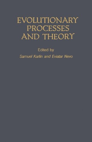 9780124123342: Evolutionary Processes and Theory