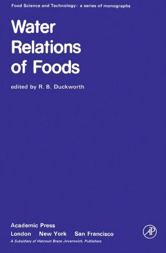 9780124123717: Water Relations of Foods