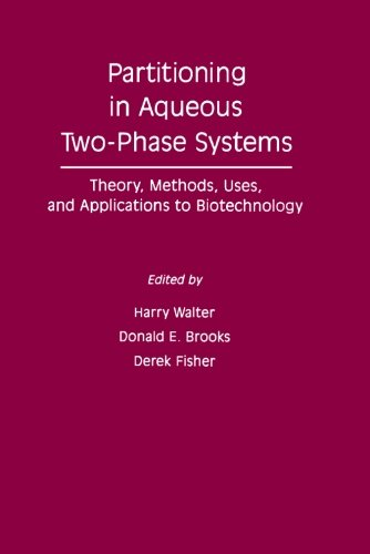 9780124123762: Partitioning in Aqueous Two-Phase System: Theory, Methods, Uses, And Applications To Biotechnology