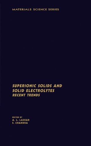 9780124123786: Superionic Solids and Solid Electrolytes Recent Trends
