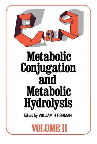 9780124123939: Metabolic Conjugation and Metabolic Hydrolysis