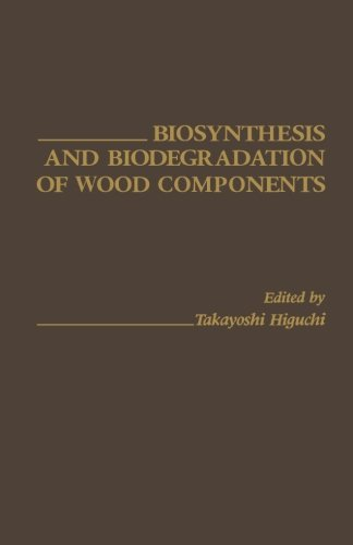 9780124124134: Biosynthesis and Biodegradation of Wood Components