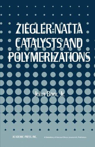 9780124124264: Ziegler-Natta Catalysts and Polymerizations