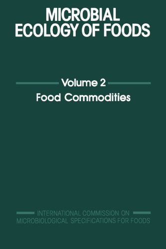 9780124124271: Microbial Ecology of Foods Volume 2: Food Commodities