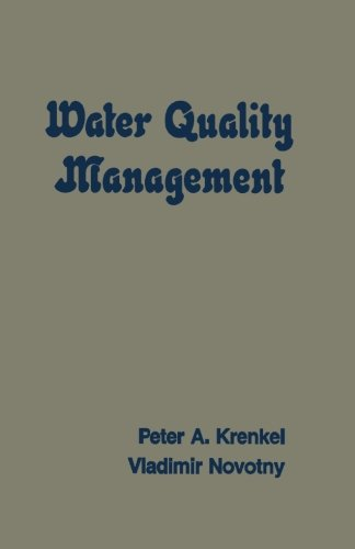 9780124124349: Water Quality Management