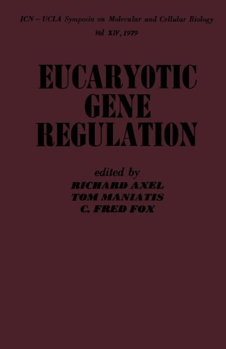 9780124124356: Eucaryotic Gene Regulation