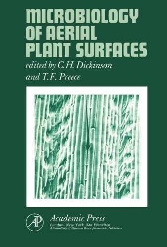 9780124124387: Microbiology of Aerial Plant Surfaces