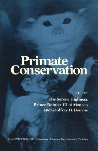 9780124124455: Primate Conservation