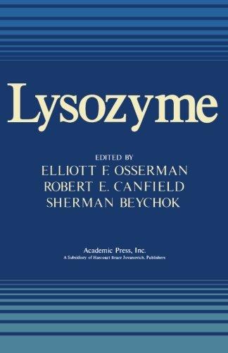 9780124124523: Lysozyme