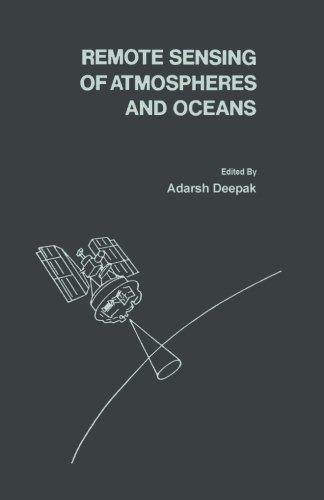9780124124707: Remote Sensing of Atmospheres and Oceans