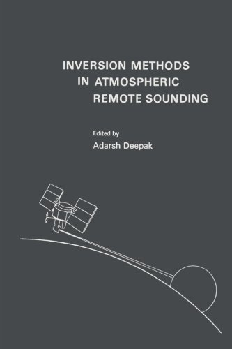 9780124124998: Inversion Methods in Atmospheric Remote Sounding