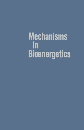 9780124125001: Mechanisms in Bioenergetics