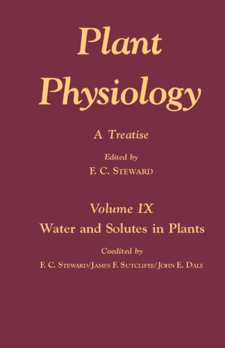 9780124125117: Plant Physiology V9: A Treatise