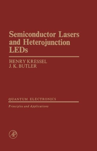 9780124125193: Semiconductor Lasers and Heterojunction LEDs