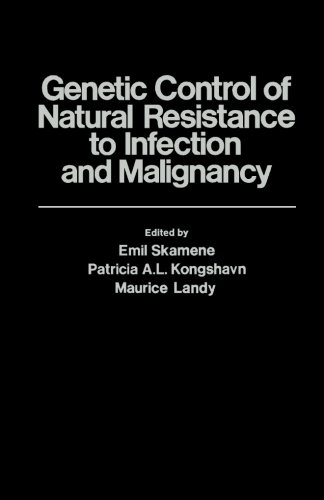 9780124125247: Genetic Control of Natural Resistance to Infection and Malignancy