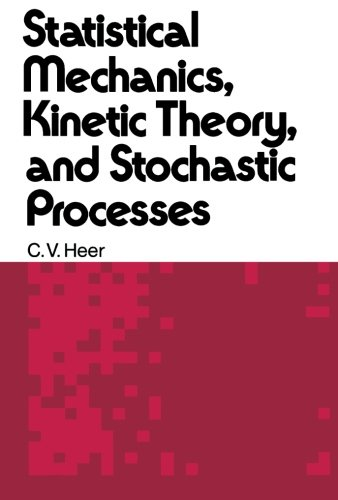 9780124125261: Statistical Mechanics, Kinetic Theory, and Stochastic Processes