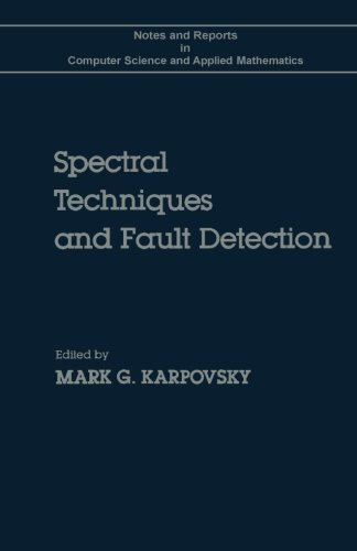 9780124125278: Spectral Techniques and Fault Detection