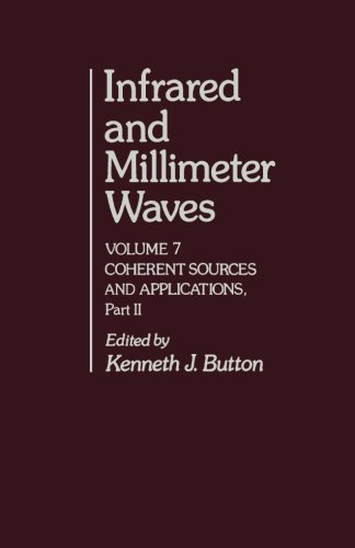 9780124141568: Infrared and Millimeter Waves, Volume 7: Coherent Sources and Applications, Part II