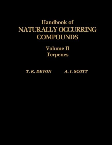 9780124141940: Handbook of Naturally Occurring Compounds Vol.2