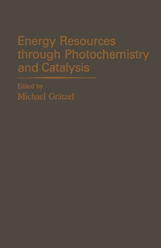 9780124141988: Energy Resources Through Photochemistry and Catalysis