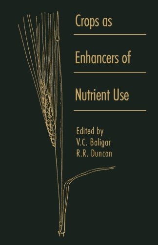 9780124142008: Crops As Enhancers of Nutrient Use