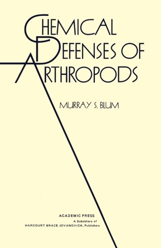 9780124142398: Chemical Defenses of Arthropods
