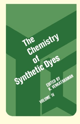 9780124142541: The Chemistry of Synthetic Dyes: Volume IV