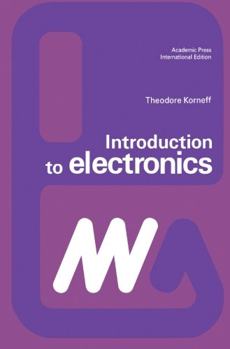 9780124142985: Introduction to Electronics