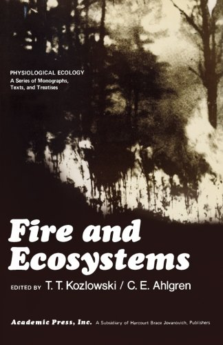 9780124143012: Fire and Ecosystems