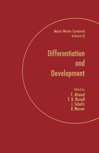 9780124143050: Differentiation and Development