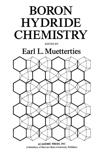 9780124143326: Boron Hydride Chemistry