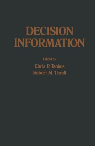 9780124143548: Decision Information