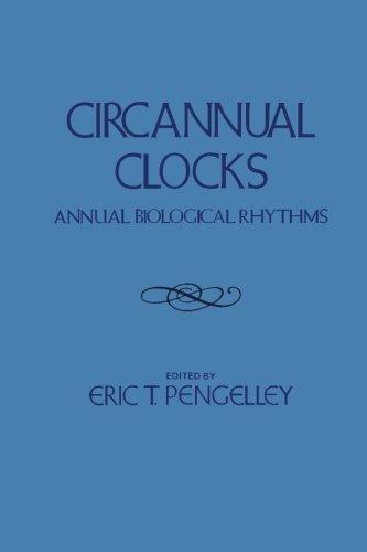 9780124143593: Circannual Clocks: Annual Biological Rhythms