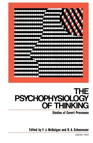 9780124143821: The Psychophysiology of Thinking: Studies of Covert Processes