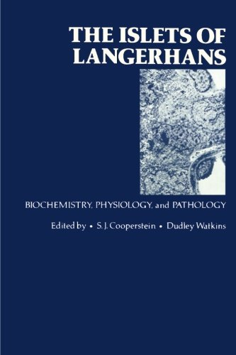9780124144156: The Islets of Langerhans: Biochemistry, Physiology, and Pathology