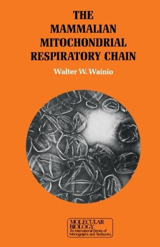 9780124144422: The Mammalian Mitochondrial Respiratory Chain