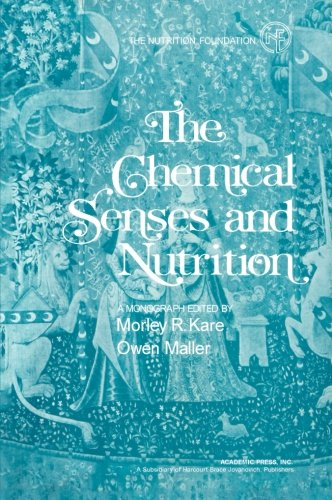 9780124144439: The Chemical Senses and Nutrition