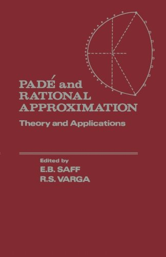 9780124144590: Pade and Rational Approximation: Theory and Applications