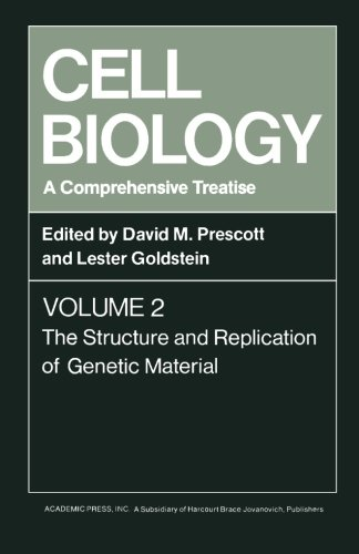 9780124144613: Cell Biology: A Comprehensive Treatise, Volume 2: The Structure and Replication of Genetic Material