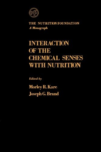 9780124144798: Interaction of the Chemical Senses with Nutrition