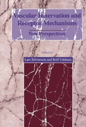 9780124144880: Vascular Innervation and Receptor Mechanisms: New Perspectives