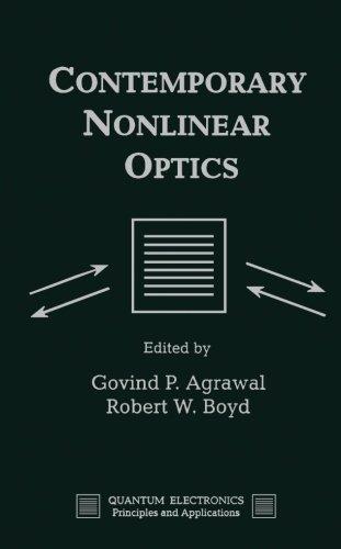 9780124145016: Contemporary Nonlinear Optics
