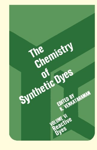 9780124145405: The Chemistry of Synthetic Dyes V6: Reactive Dyes