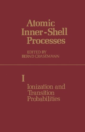 9780124145610: Atomic Inner-Shell Processes