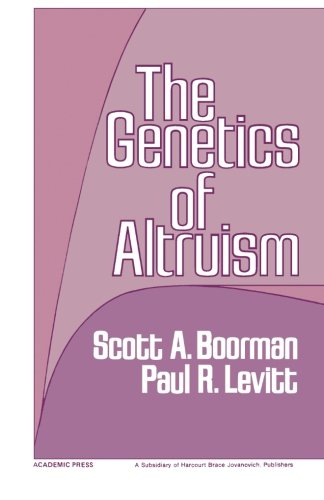9780124145665: The Genetics of Altruism