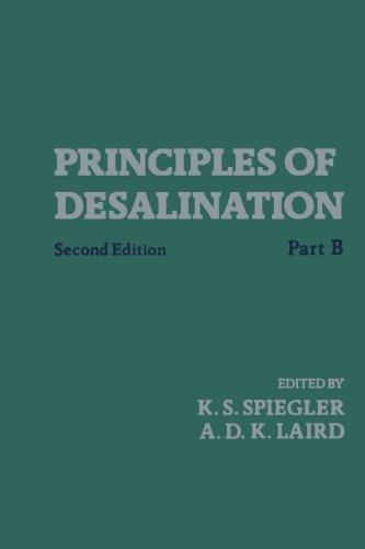 9780124145825: Principles of Desalination (Part B)